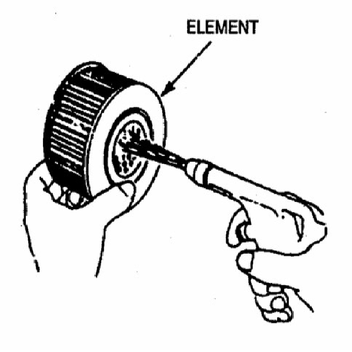 saringan udara atau air filter