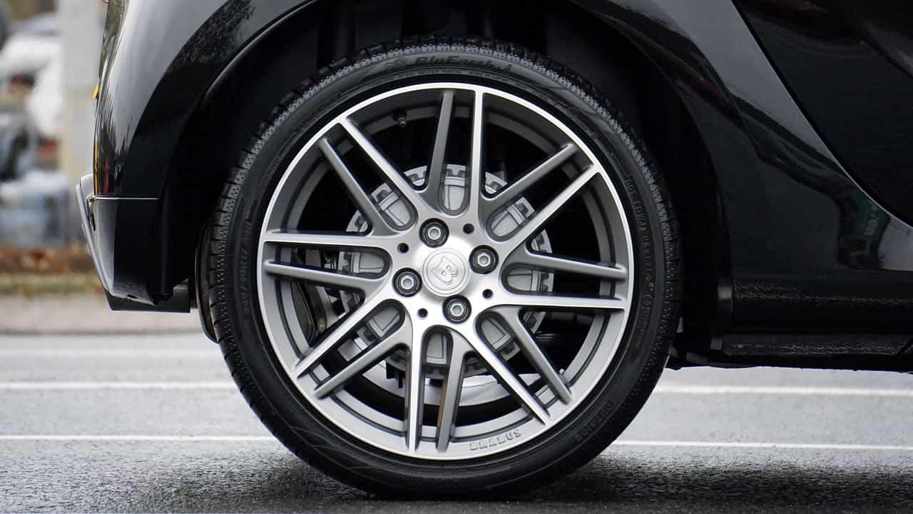 fungsi wheel aligment