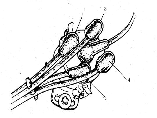firing order mesin 4 silinder 1-3-4-2