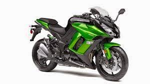 Kawasaki Ninja 1000 - Green