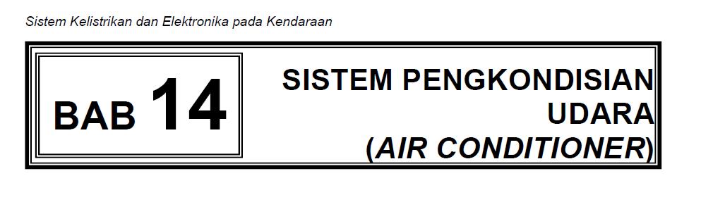 Modul Sistem AC