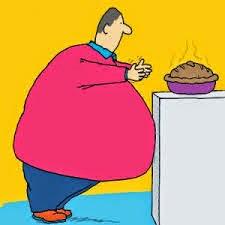 Tujuh Penyakit ini Mengancam Anda Yang Gemuk (Obesitas)