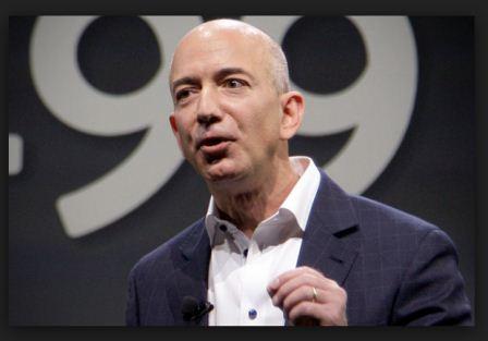 Wow, Kekayaan Bos Amazon Akan Saingi Bill Gates Orang Kaya No 1 Dunia