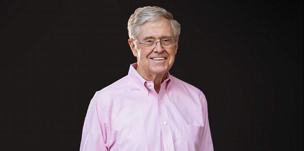Charles Koch - pengusaha paling sukses di dunia