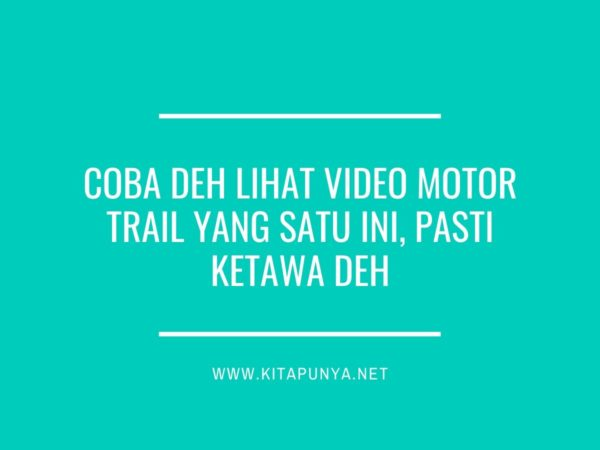 video motor trail