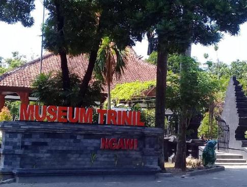 trinil museum manusia purba di ngawi