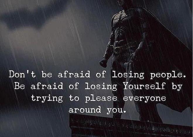 Kata Penyemangat - Jangan Takut