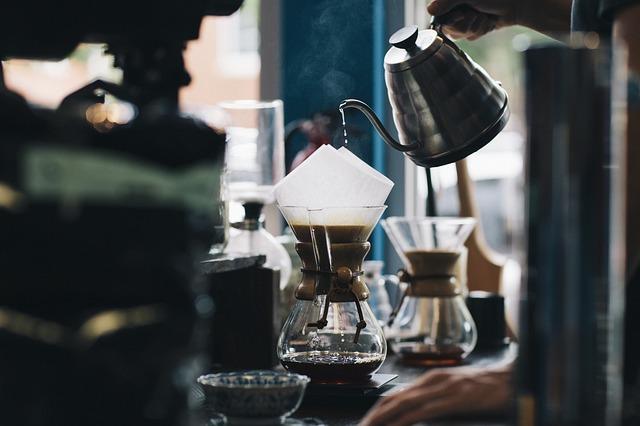 Membuat kopi