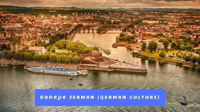 Budaya Jerman