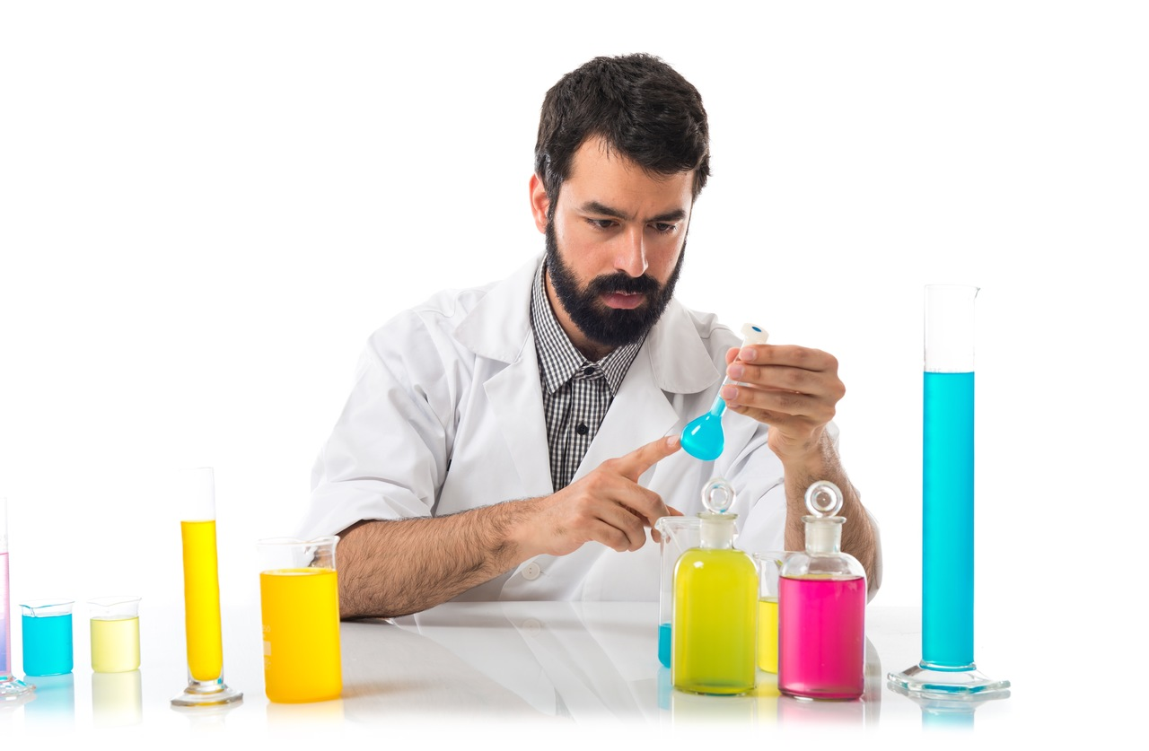 prospek kerja kimia murni