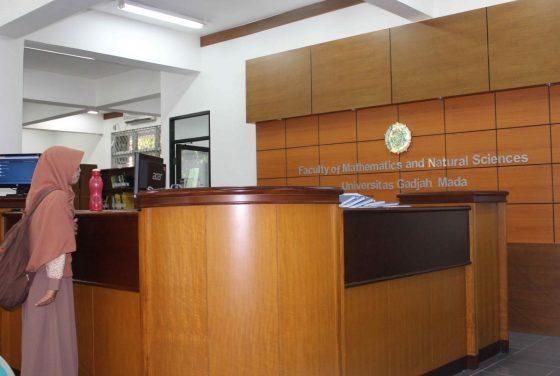 Universitas Gadjah Mada - F MIPA