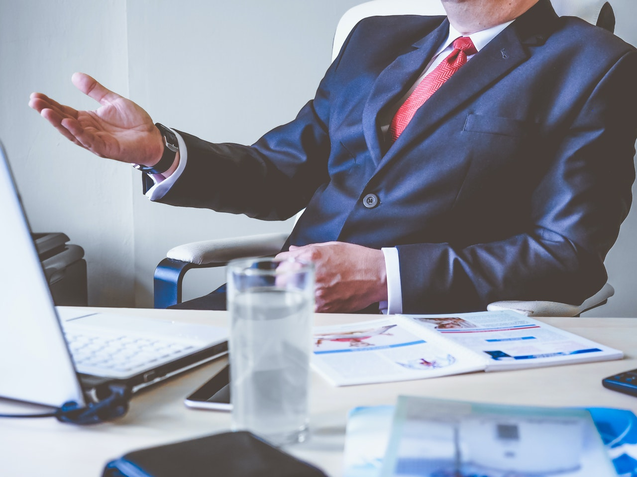 Konsultan bisnis - prospek manajemen bisnis