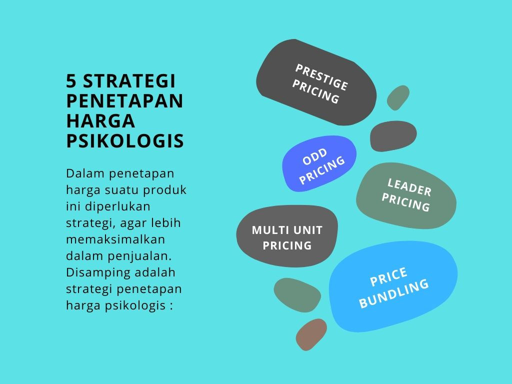Strategi penetapan harga psikologi