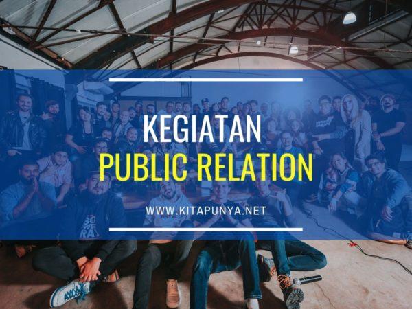 kegiatan public relation