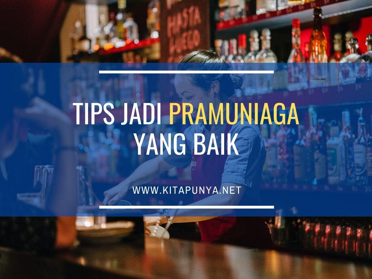 tips jadi pramuniaga yang baik