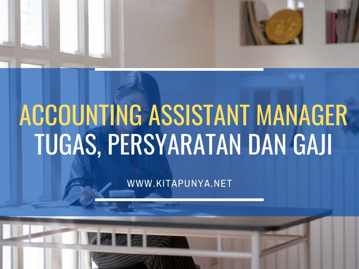 accounting assistant manager