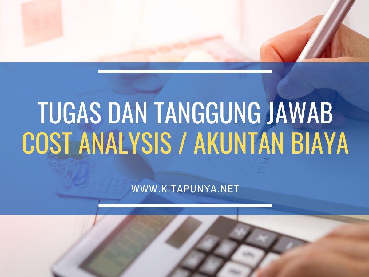 akuntan biaya cost analysis