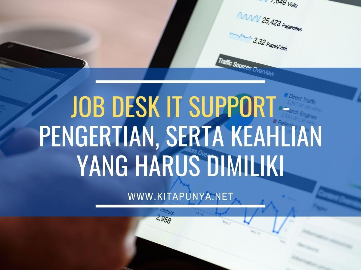 job desk it support