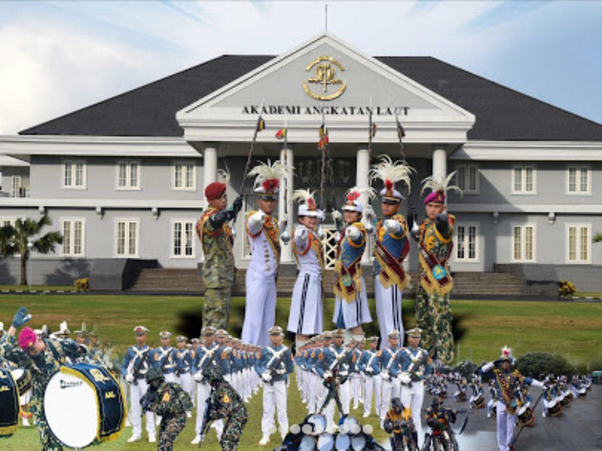 akademi angkatan lau