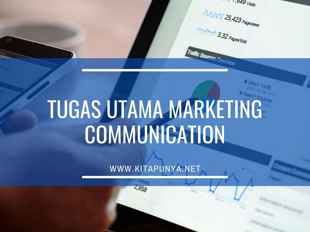 tugas marketing communication