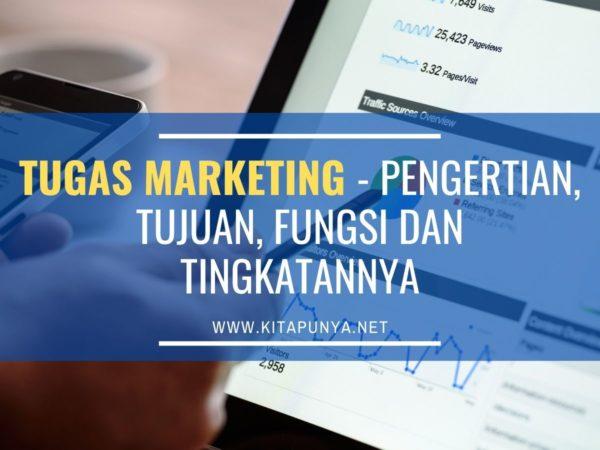 tugas marketing