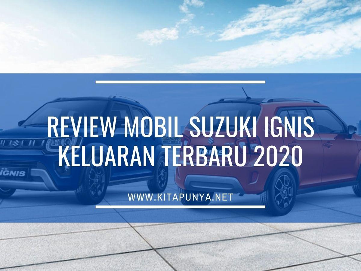 review mobil suzuki ignis