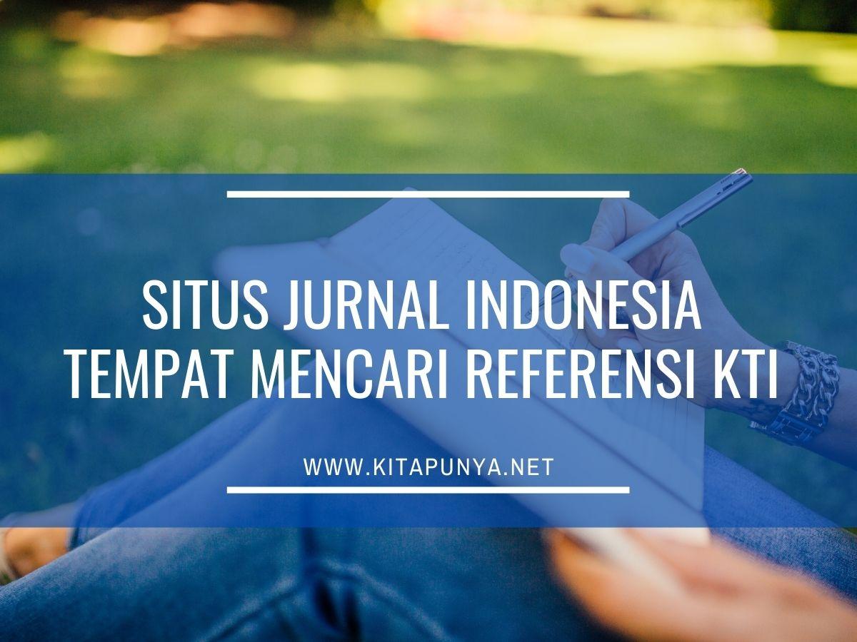situs jurnal indonesia